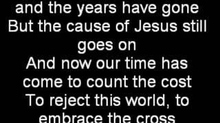 I Pledge Allegiance to the Lamb - Ray Boltz with Lyrics