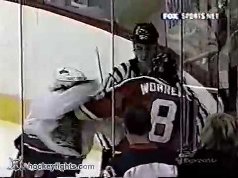 Peter Worrell vs Jody Shelley