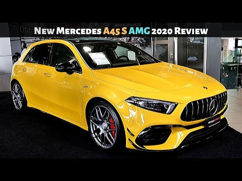 New Mercedes A45 S AMG 2020 Review Interior Exterior