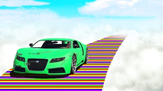 IMPOSSIBLE GTA EPILECPTIC CHALLENGE! (GTA 5 Funny Moments)