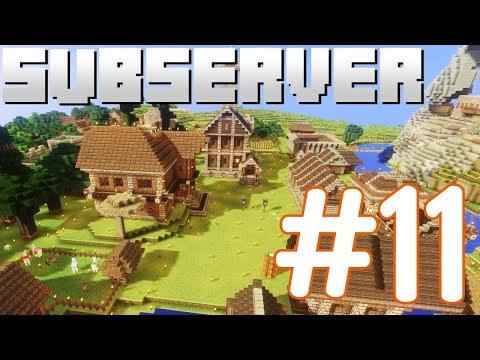 Subserver 11: Nový hub, vodní dílo, Werec a Spartak