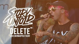 Story Untold - Delete (Live Video)