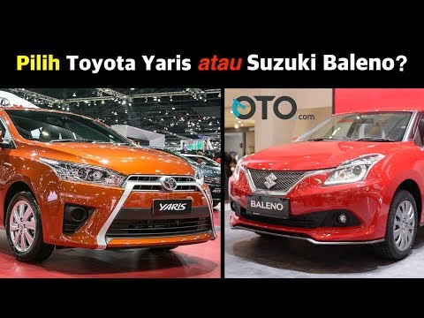 Pilih Suzuki Baleno atau Toyota Yaris I OTO.com