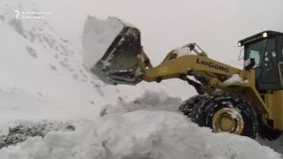 Avalanches Kill At Least 7 In Tajikistan