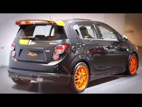 Detroit 2011: Chevrolet Sonic Z-Spec Concept Review