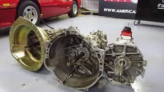 Pfitzner Performance Gearboxes - T56 - TR-6060 Calvo Viper
