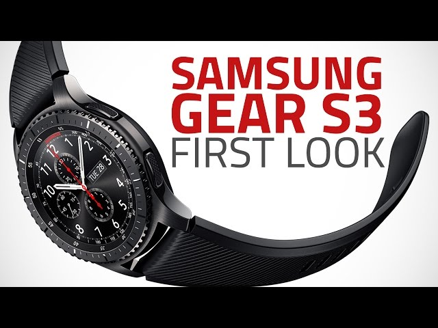 Samsung Gear S3 Classic, Frontier Launched in India: Price