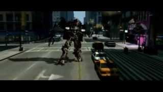 Transformers GTA Movie