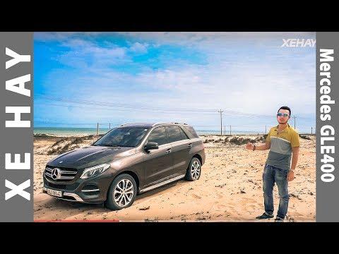 Đánh giá xe Mercedes-Benz GLE400 4MATIC [XEHAY.VN]  |4K|