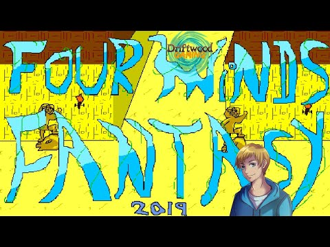 Four Winds Fantasy - First Impressions - What is this game?!