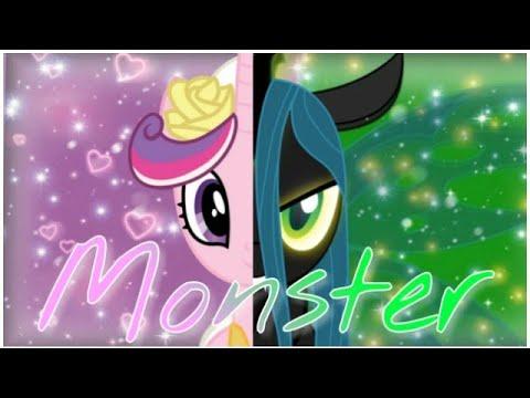 My Little Pony / Monster / PMV