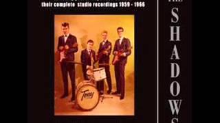 The Shadows - F. B. I.  (stereo version)