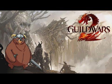Guild Wars 2 -  World Boss Tůůůra
