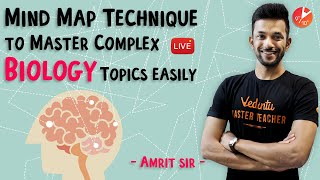 MIND MAP Technique To Master Complex Biology Topics | Most Important Biology Chapters | Class 9 & 10