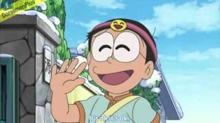 EPISODE 411 A ENGLISH SUB   If Nobita cries, it will rain   のび太が泣けば雨がふる