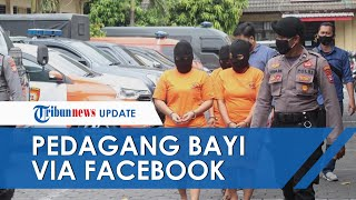 Perdagangan Bayi Lewat Facebook di Jogja Terungkap Gara-gara Penjual dan Pembeli Adu Mulut