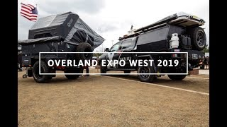 Overland Expo West 2019 - Day 2