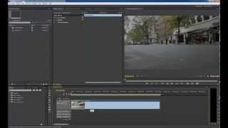Tutorial Adobe Premiere Pro CS6 Camara Lenta, Camara Rapida, Marcha Atras, Time Remapping - Español