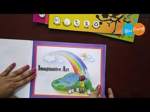 Art and Craft Primary Book