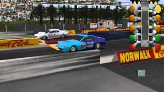 IHRA DRAG RACING GAME (TURBO MUSTANG)