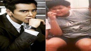 Transformasi Eddie Peng Dari CHUBBY KID Menjadi MALE GOD