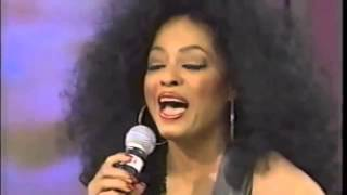 Diana Ross - It's My Turn - Live Oprah Winfrey Show