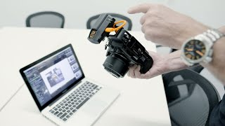 Wireless Tethering?!? First Look at the Tether Tools AIR DIRECT!