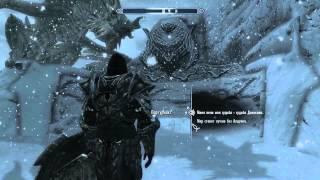 The Elder Scrolls V: Skyrim (PC) концовка, основной сюжет