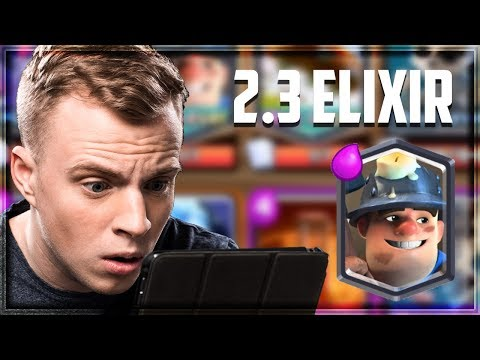 Clash Royale - ONLY PROS CAN PLAY THIS DECK...