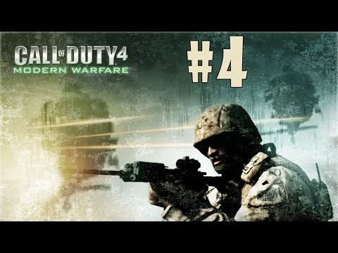 Call Of Duty 4 Modern Warfare Walkthrough Part 1 Fng Pc Hd