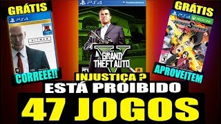 """A NOTICIA MAIS TRISTE DO DIA & 2 JOGOS GRÁTIS """"Tempo Limitado""""!(Notícias - PS4/XBOX)"""
