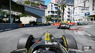 Project CARS F1 MONACO CIRCUIT 4K PC PS4 XBOX ONE GAMEPLAY