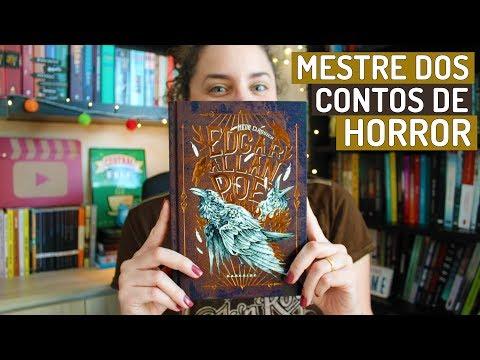 EDGAR ALLAN POE: HORROR, LOUCURA E MORTE (MEDO CLÁSSICO 2) | BOOK ADDICT