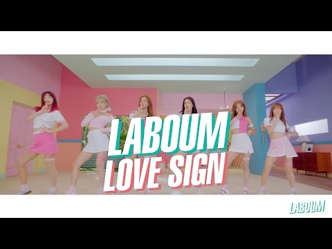 LABOUM - Shooting Love