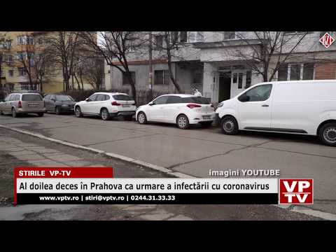 Al doilea deces în Prahova ca urmare a infectării cu coronavirus