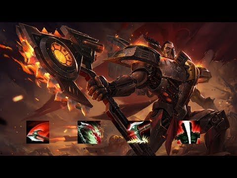 Darius Montage #6 - Best Darius plays - Leauge of Legends[Razmik LOL]
