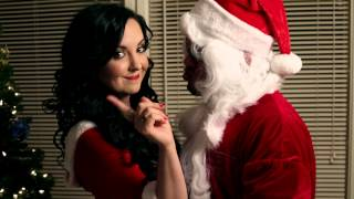 "Sariah Feat. Mac Lucci ""I Saw Mommy Kissing Santa Claus"""