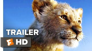 The Lion King Trailer #1 (2019) | Movieclips Trailers
