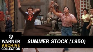 Summer Stock (1950) – Barn Dance