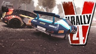 V-RALLY 4 Part 4 - Mit Handicap im Rallycross | Lets Play