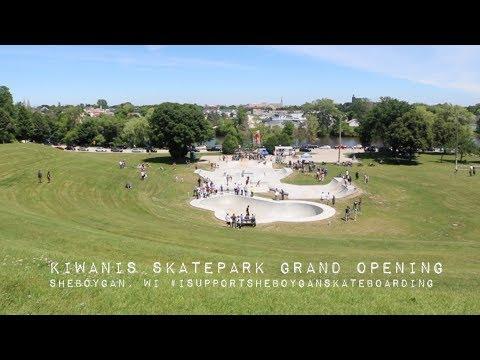 ODS | Kiwanis Skatepark Grand Opening, Sheboygan WI