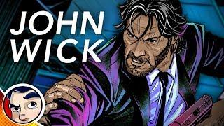 John Wick Origins Comic | Comicstorian