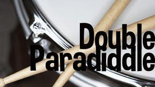 Double Paradiddle na Bateria - o que é, e exercícios básicos