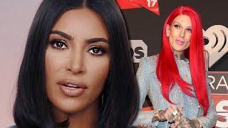 Kim Kardashian Reaction To Jeffree Star & Kanye Dating Rumors Revealed