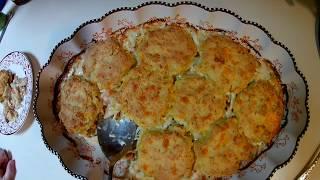 Low Carb/Keto Chicken Pot Pie