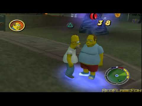 Simpsons Hit and Run ISO < GCN ISOs | Emuparadise