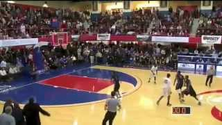 Incroyable Panier De Basket à La Dernière Seconde / Amazing 3-point Basket