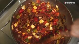 Лагман рецепт из ресторана - how to cook the uzbek soup lagman
