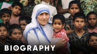 Mother Teresa - Humanitarian Work