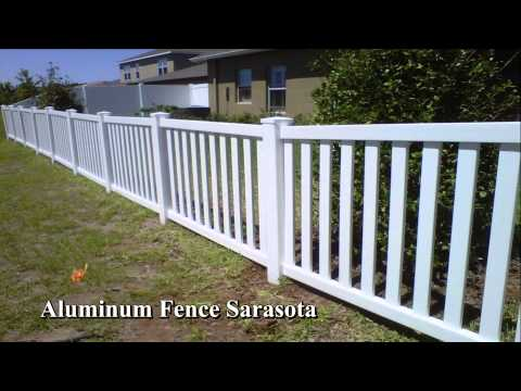 Things to Consider when Searching for Aluminum Fence Sarasota